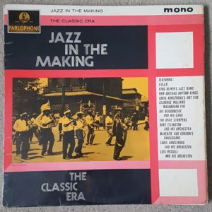 Various - Jazz In The Making - The Classic Era