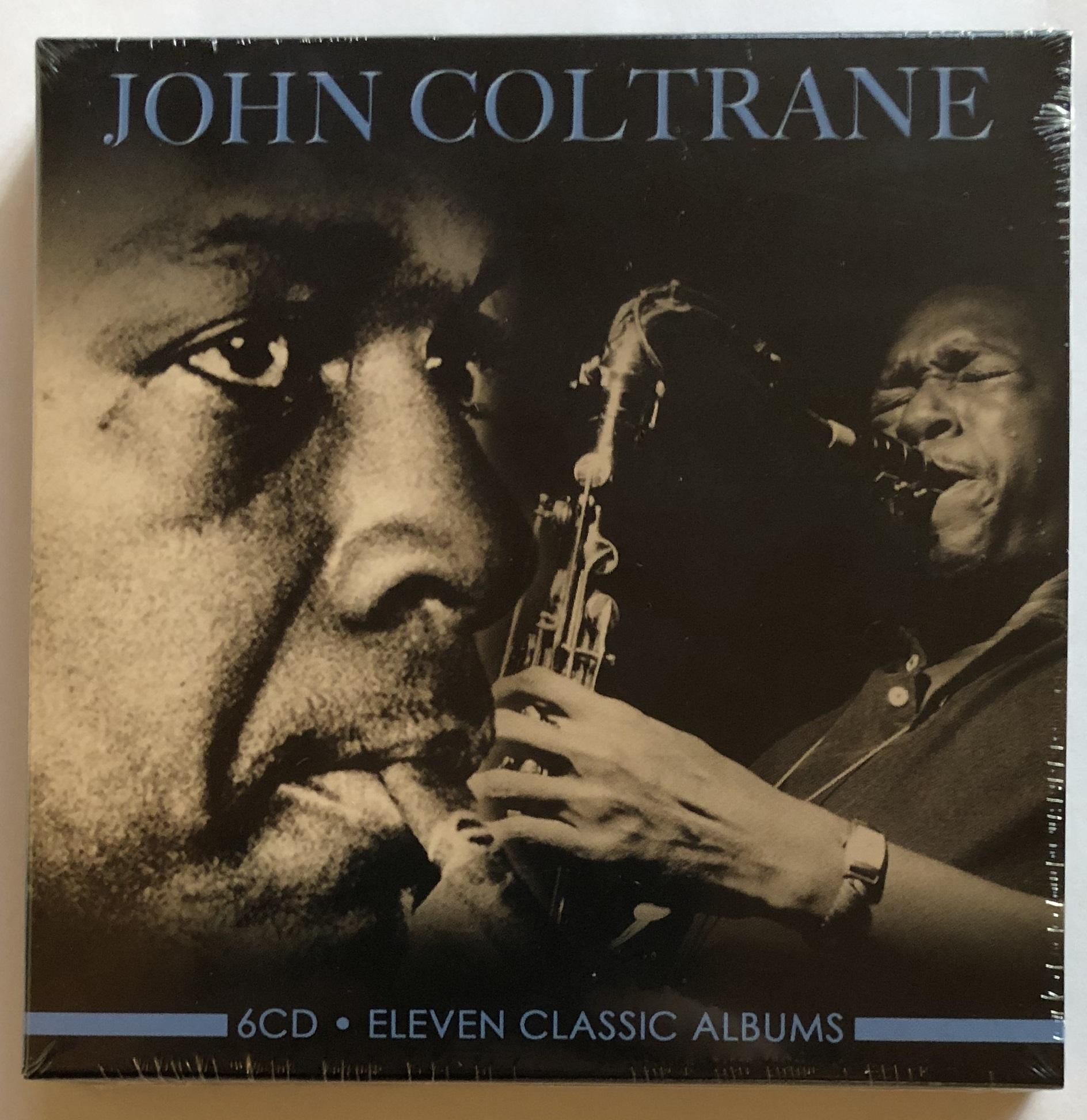 John Coltrane - Eleven Classic Albums