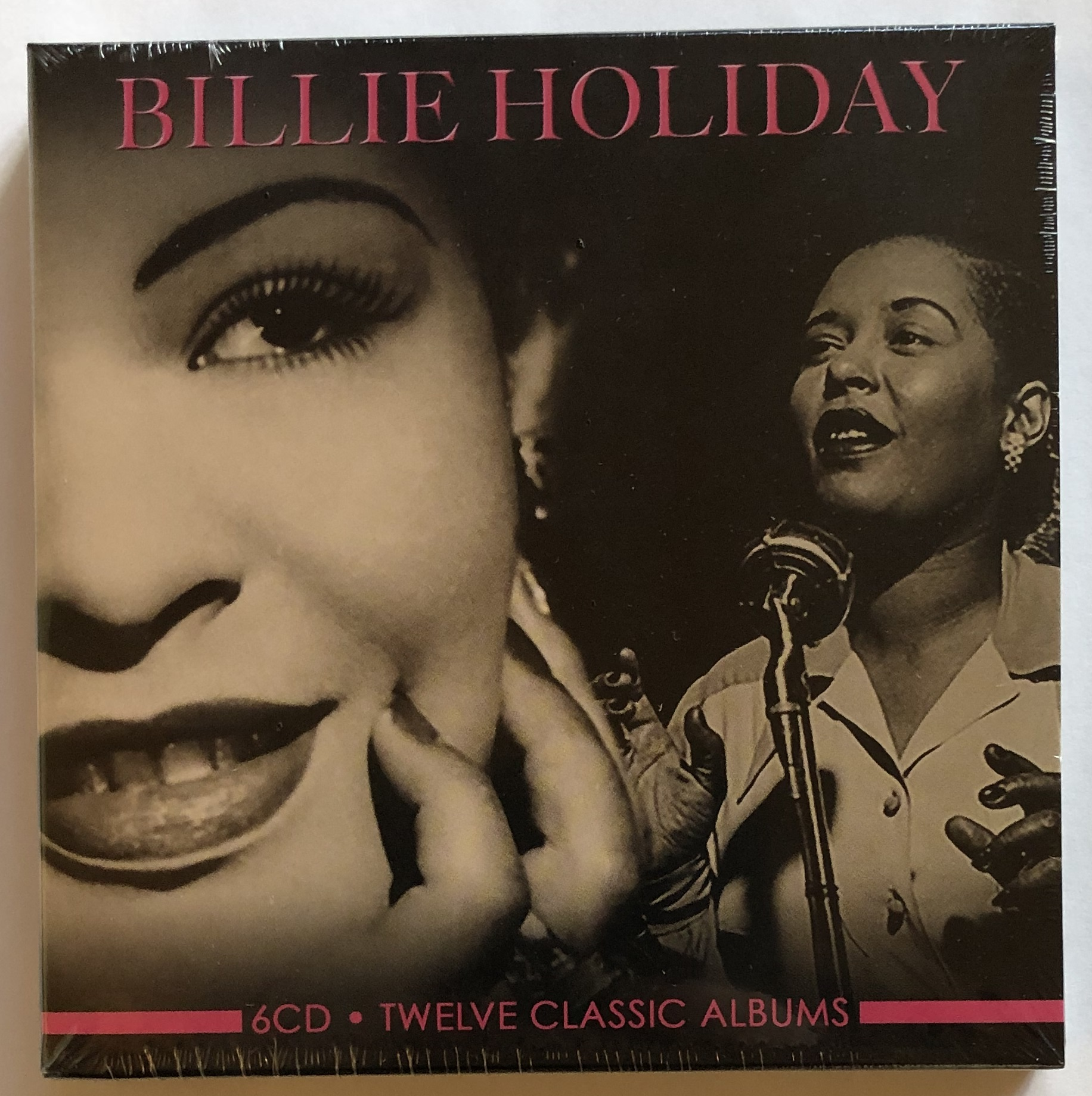 Billie Holiday - Twelve Classic Albums