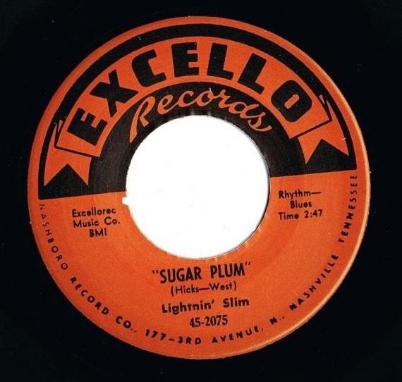 Lightnin' Slim - Sugar Plum