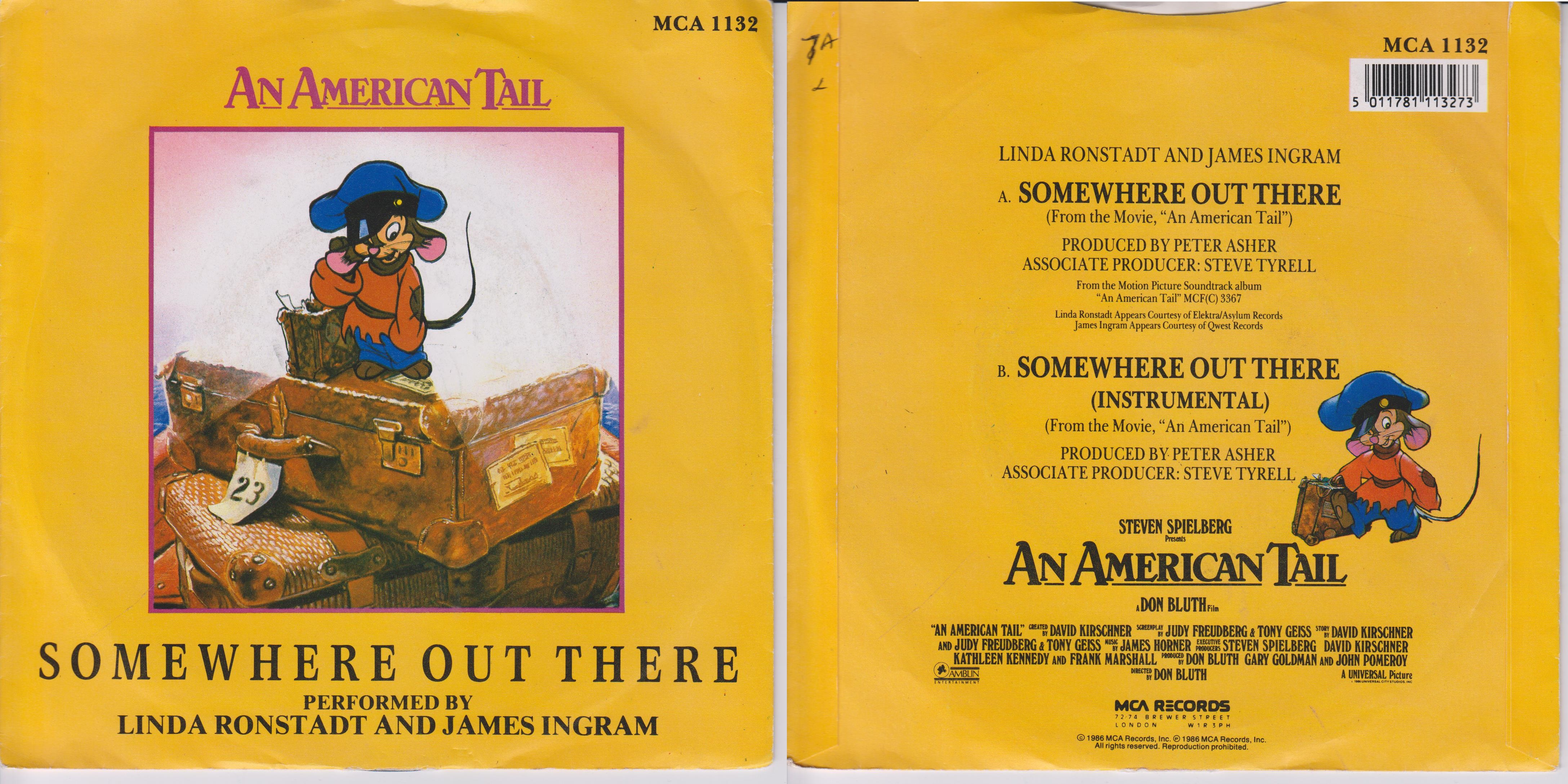 Linda Ronstadt / James Ingram - Somewhere Out There