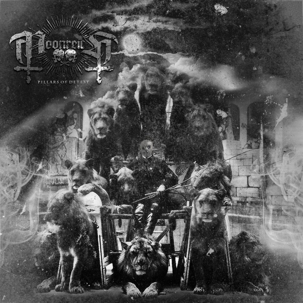 Moonreich - Pillars of Detest