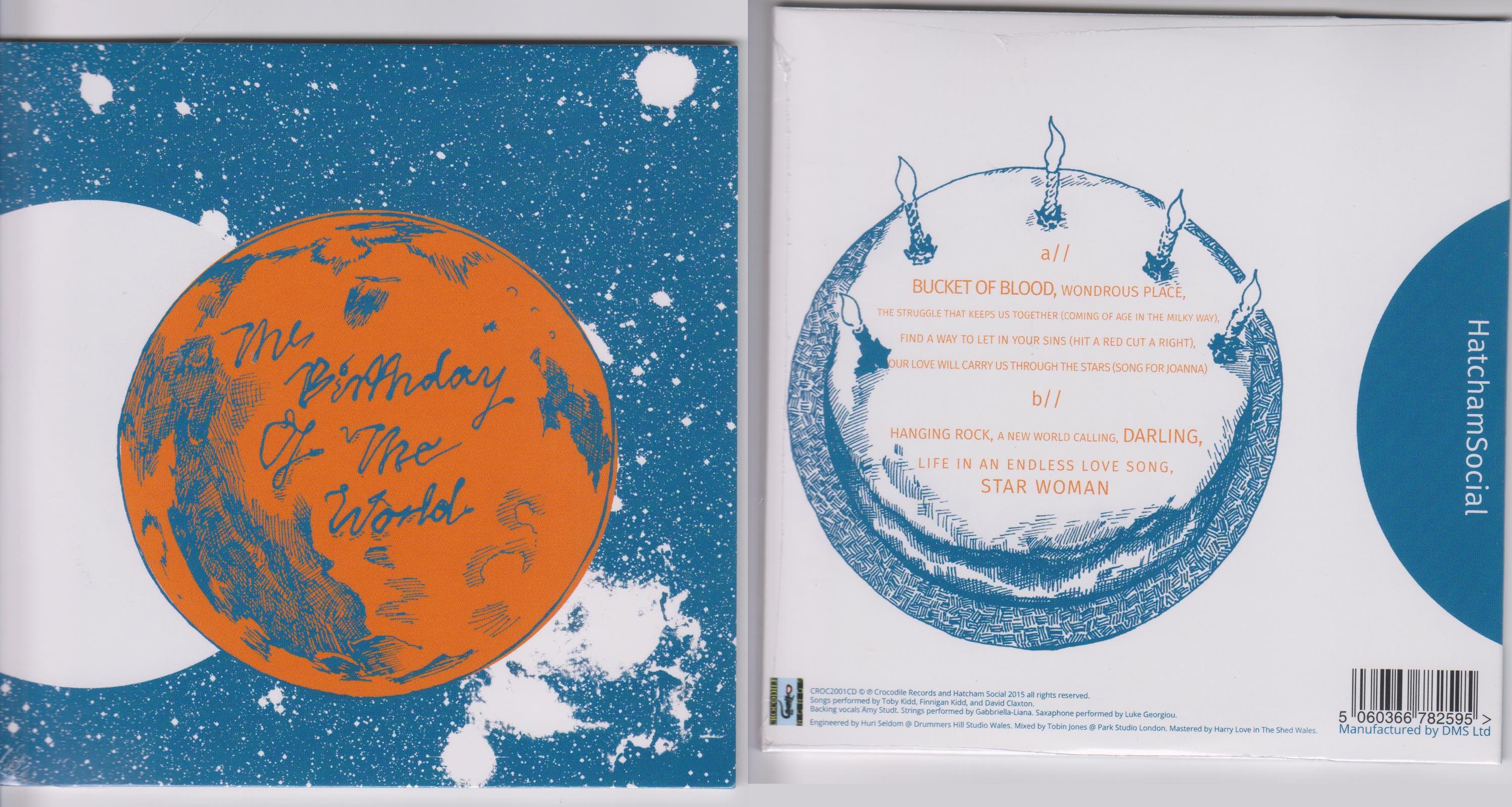 Hatcham Social - The Birthday of the World