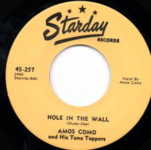 Amos Como - Hole In The Wall / Heartbroken Lips