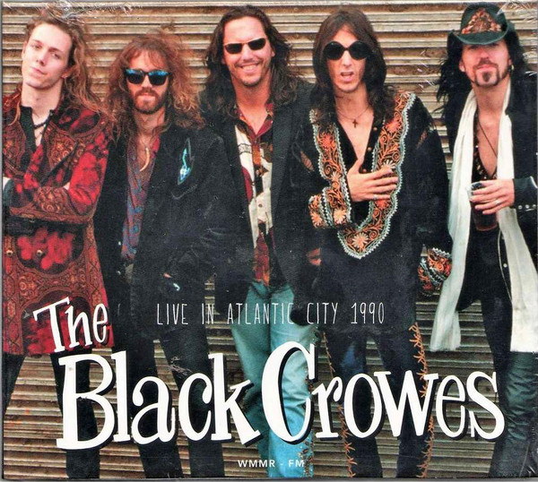 Black Crowes - Live in Atlantic City 1990