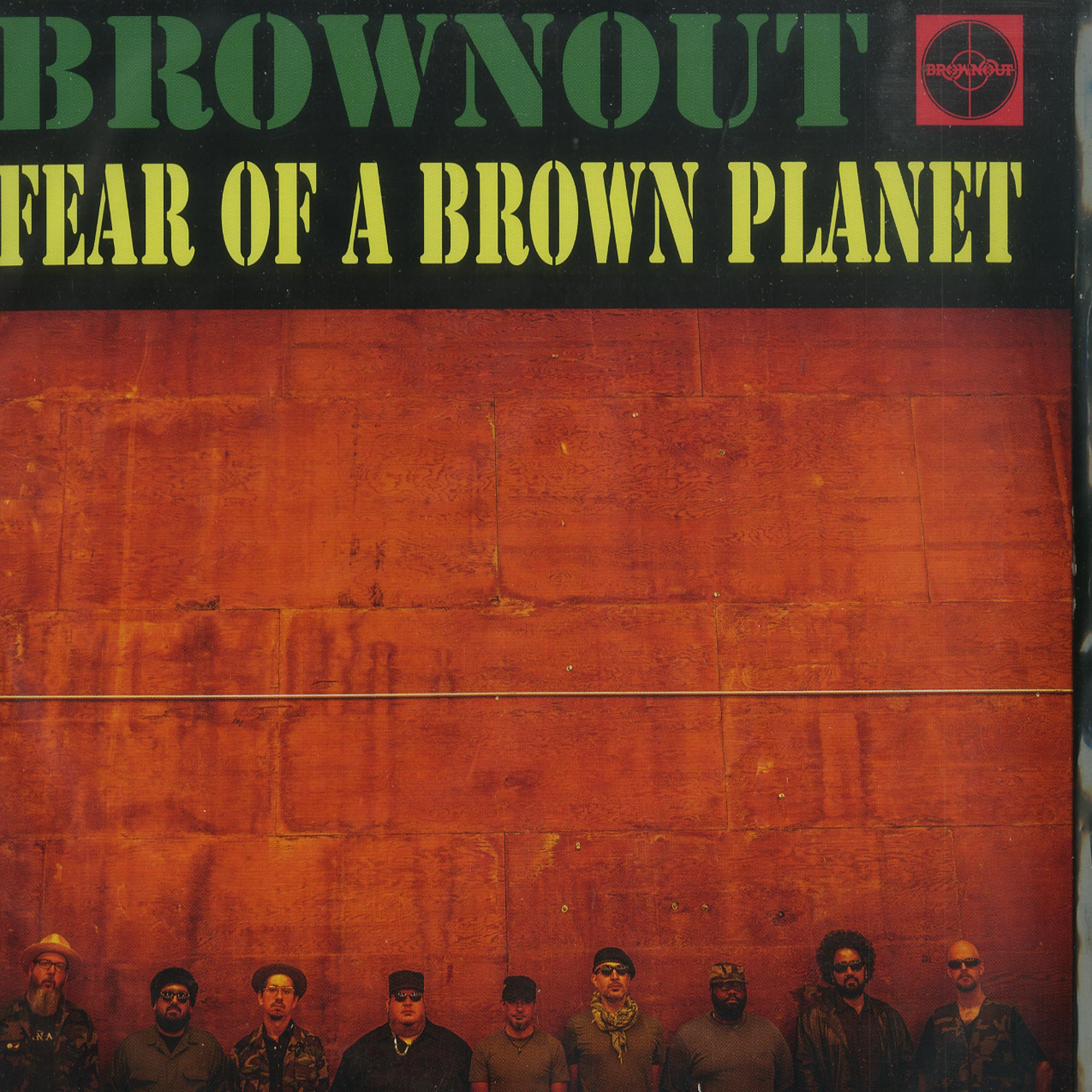Brownout - Trackstar The DJ To The Edge of Panic