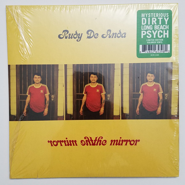 Rudy De Anda - The Mirror