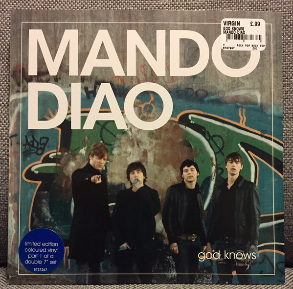 Mando Diao - God Knows