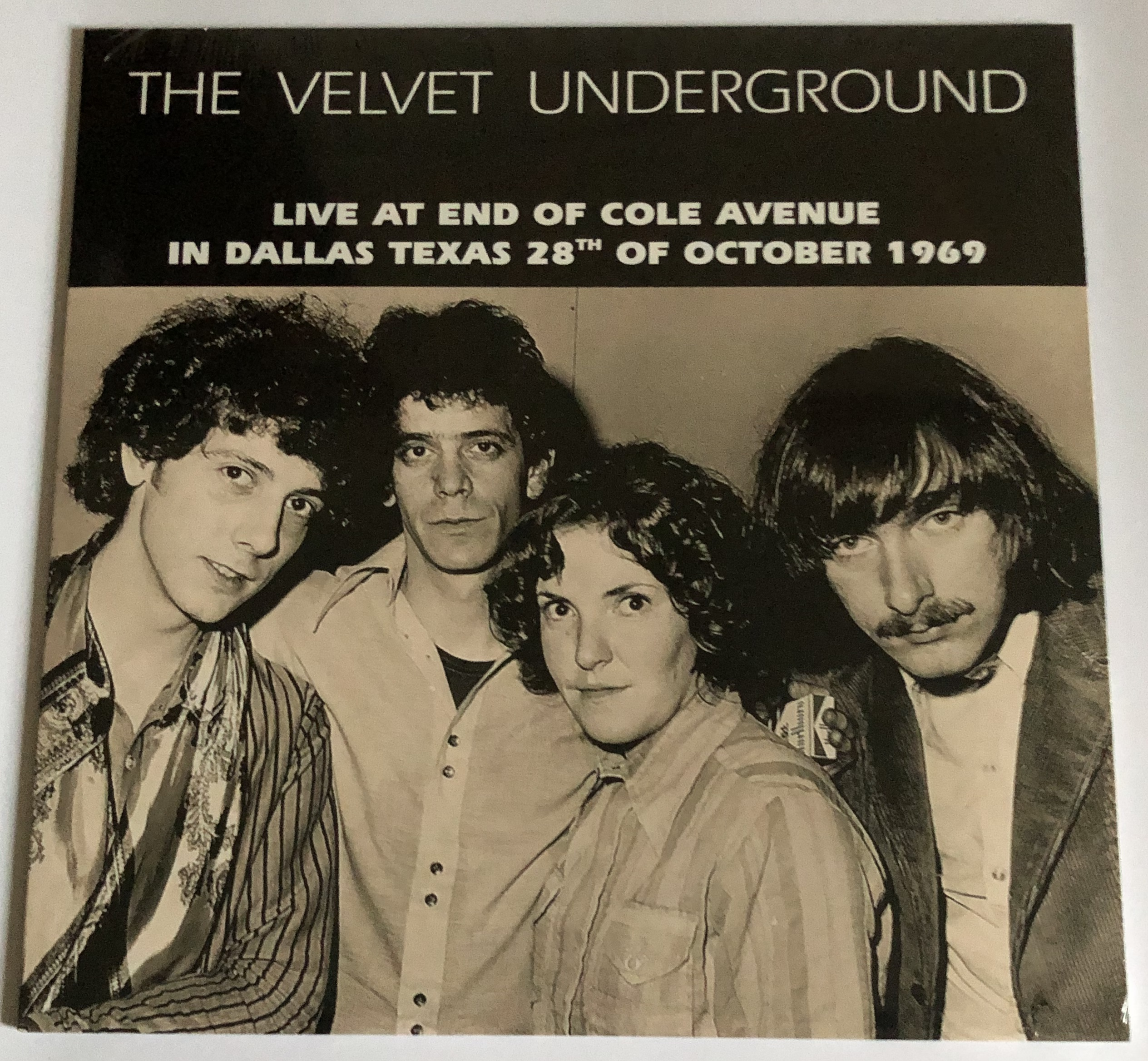 The Velvet Underground - Live At End Of Cole Avenue In Dallas Texas 28th Of October 1969